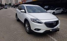 Mazda CX-9 White 2013 Facelift