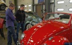 Classic VW Bugs, Bengkel Khusus VW Beetle untuk Nostalgia Masa Lalu
