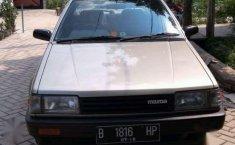 Dijual Mazda 323 tahun 1987 siap pakai