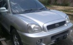 Jual mobil Hyundai SanTa Fe MT Tahun 2002 Manual