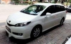 Jual Toyota All New Wish G  2011