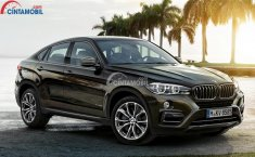 Review All New BMW X6 2015: Sang Pencuri Perhatian Masyarakat Urban