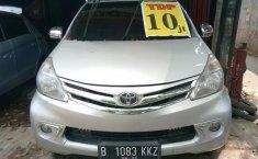 Jual mobil Toyota Avanza G MT Tahun 2012 Manual