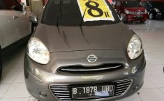 Jual mobil Nissan March AT Tahun 2011 Automatic