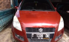 Jual mobil Suzuki Splash GL MT Tahun 2011 Manual