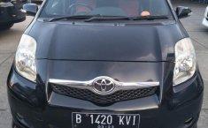 Dijual Toyota Yaris S 2010 Hitam