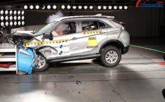 Kembali Raih Rating Bintang 5 Uji Tabrak NCAP, Mitsubishi Eclipse Cross Jadi Mobil Paling Aman