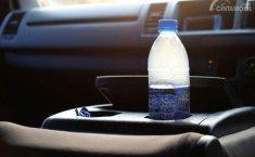 Botol Air di Dalam Mobil Bisa Menyebabkan Kebakaran? Penelitian Ini Menjawabnya