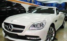 Mercedes-Benz SLK200 Tahun 2013 dijual