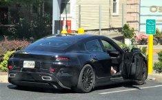 Porsche Taycan Tertangkap Kamera Sedang 'Makan' di California