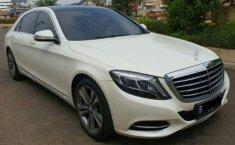 Mercedes-Benz S400 L Exclusive 2015 AT Dijual