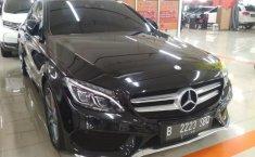 Jual mobil Mercedes-Benz C250 Exclusive 2015