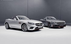 Harga Mercedes-Benz SLC Desember 2019