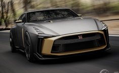 "Review Prototipe Nissan GT-R50 2018: Sisi ""Monster"", Glamour Dan ""Ultra Limited"""