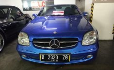Mercedes-Benz SLK230K Kompressor AT Tahun 2000