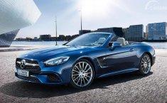 Harga Mercedes-Benz SL Januari 2019
