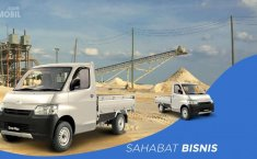 Review Daihatsu Gran Max Pick Up STD 2007: Pick-Up Terlaris Di Kuartal Pertama 2018