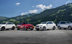 Harga Mercedes-Benz GLE Juni 2019: SUV Medium Mercedes-Benz