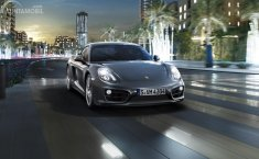 Review Porsche Cayman 2013