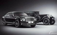 Elegansi Bentley Mulsanne W.O. Mengenang 100 Tahun Bentley