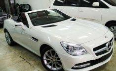 Mercedes-Benz SLK200 NA 2012 Dijual