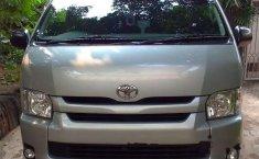 Toyota Hiace High Grade Commuter 2014 Dijual
