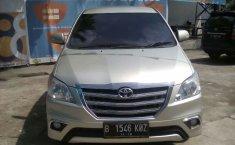 Toyota Kijang Innova 2.5 V 2013 dijual