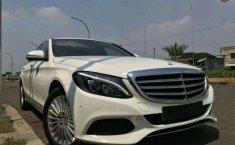 Mercedes-Benz C250 Exclusive 2015 Dijual