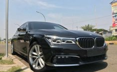 BMW 730i Luxury Facelift Automatic 2017 dijual
