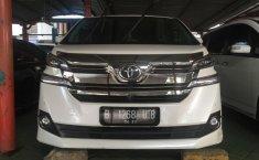 Jual mobil Toyota Vellfire 2016
