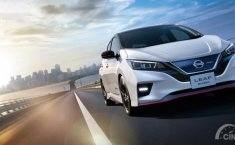Profil Nissan Leaf Nismo 2018: Sosok Masa Depan Nissan Di Dunia Otomotif
