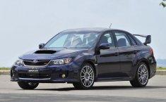 Review Subaru WRX STI 2012