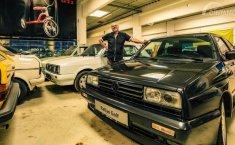 Pecinta Mobil Sejati, Pembersih Cerobong Asap Ini Memiliki 114 Volkswagen Golf