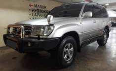 Toyota Land Cruiser 4.2 VX 1999 dijual