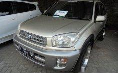 Toyota Rav4 4X4 2002 Dijual