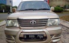 Toyota Kijang Krista 1.8 EFi Tahun 2000 dijual
