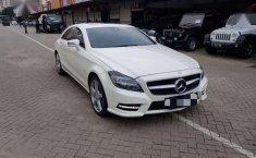 Mercedes-Benz CLS350 White 2011 dijual