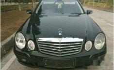 Mercedes-Benz E200K 2009 dijual