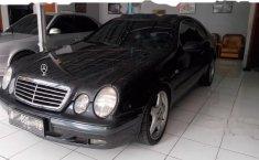 Mercedes-Benz CLK230 2.3 Automatic 1998 Hijau dijual