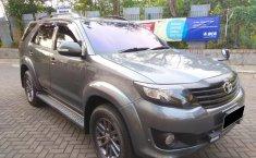 Toyota Fortuner G 2.5 Diesel Matic 2012 dijual