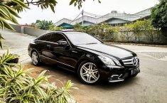 Mercedes-Benz E350 C207 2010 Coupe Dijual