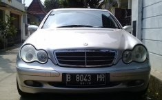 Mercedes-Benz C200 2.0 Automatic 2002