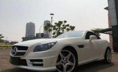 Mercedes-Benz SLK200 2012