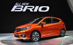 Review Honda All New Brio RS 2018, Lakukan Operasi Plastik Agar Semakin Kekinian