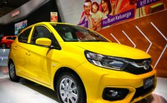 Review Honda Brio Satya 2018