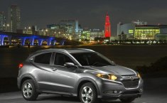 Review Honda HR-V E 2014