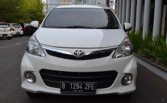 Toyota Avanza Veloz 1.5 AT 2012 dijual