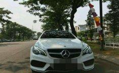 2015 Mercedes Benz E 200 Coupe AMG dijual