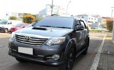 Jual mobil Toyota Fortuner G 2015 DKI Jakarta
