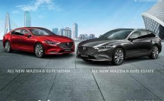 Harga Mazda 6 Januari 2020: Garansi 3 Tahun atau 100.000 KM
